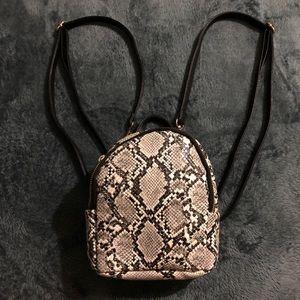 LF mini convertible book bag